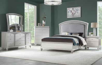 Maverick Collection Platinum Finish By Acme Furniture