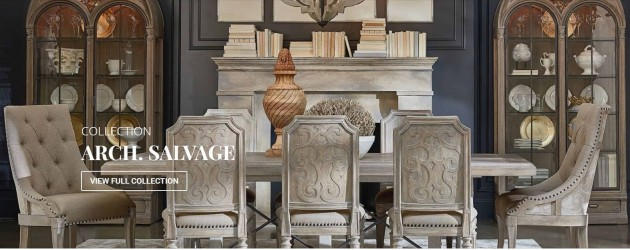 Arch Salvage Collection by A.R.T. Furniture