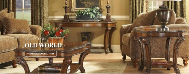 Old World Collection by A.R.T. Furniture