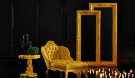 Soleil Yellow Finish Collection  POLaRT Designs By Polrey