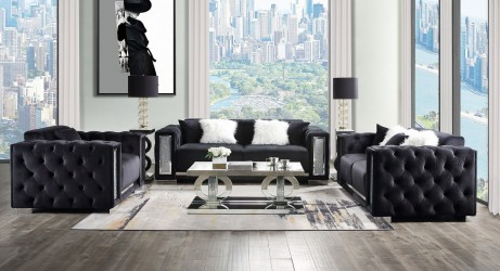 Living Rooms Contemporary Acme Furniture Collections